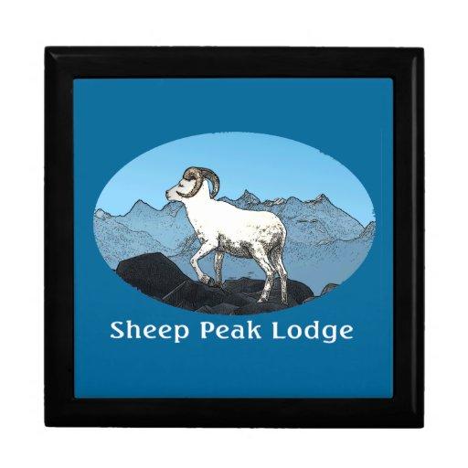 Sheep Peak Lodge Gift Box
