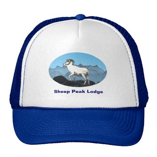 Sheep Peak Lodge Hat