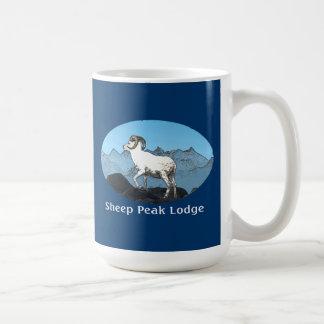 Sheep Peak Lodge Mug
