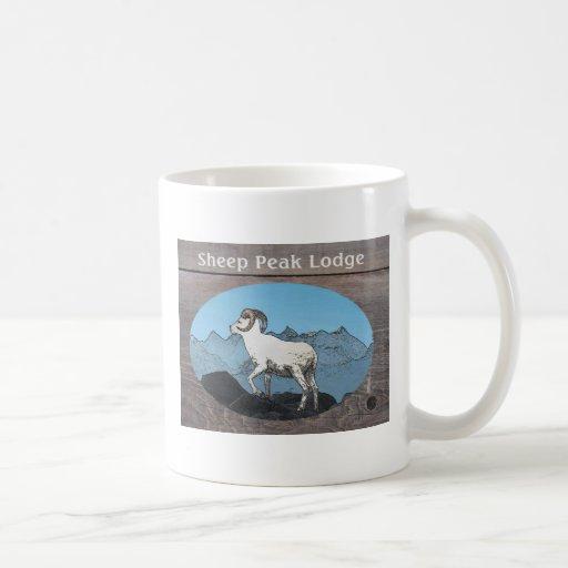 Sheep Peak Lodge Mugs