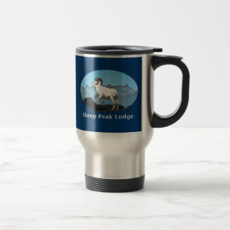Sheep Peak Lodge Coffee Mugs