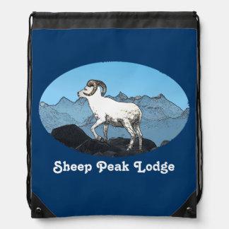 Sheep Peak Lodge Backpacks