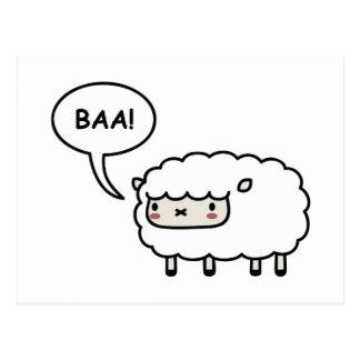 Sheep! Post Card