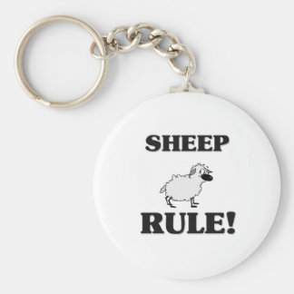 SHEEP Rule! Key Ring
