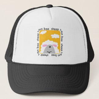 Sheep Says Baa Tshirts and Gifts Trucker Hat