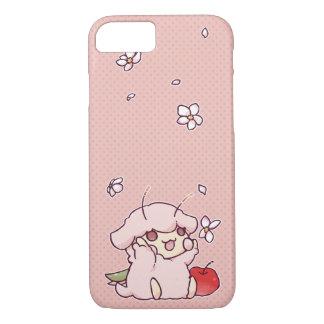 Sheep semi iPhone case