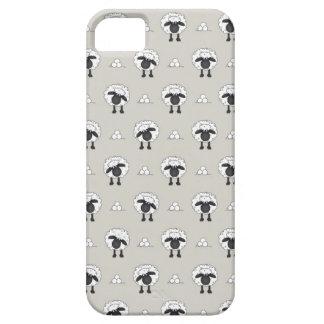 Sheep, sheep and even more sheep iPhone 5 covers