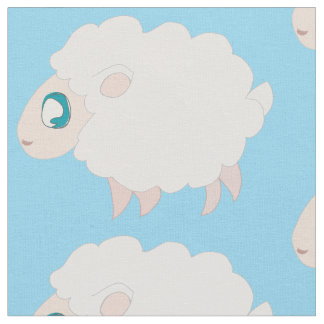 Sheep! Summer Fabric