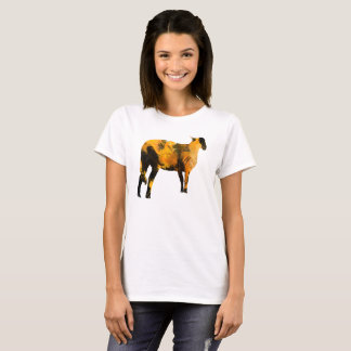 Sheep T-Shirt - Go Vegan