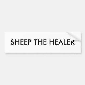 SHEEP THE HEALER BUMPER STICKER