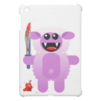 SHEEP WITH SHARP KNIFE iPad MINI CASES