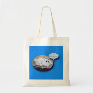 Sheep Year? Birthday chinese Astrology Budget Tote Bag