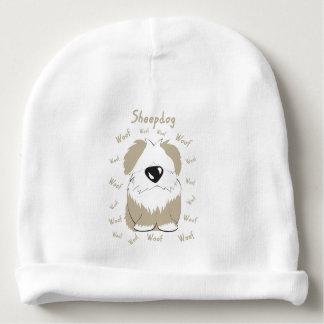 Sheepdog Baby Beanie