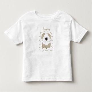 Sheepdog Design Toddler T-Shirt