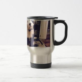 Sheepdog Love Travel Mug