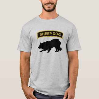 Sheepdog Tab T-Shirt