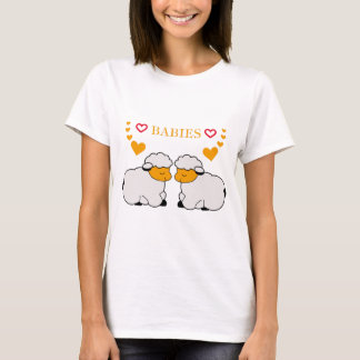 Sheeps In Love T-Shirt