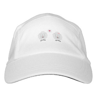 Sheeps in love with heart Z7b4v Hat