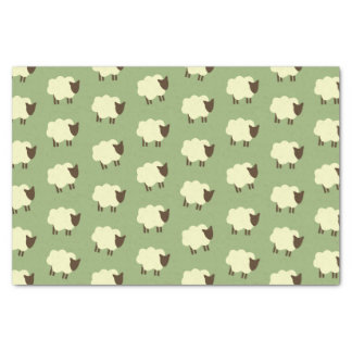 Sheeps Tissue Paper