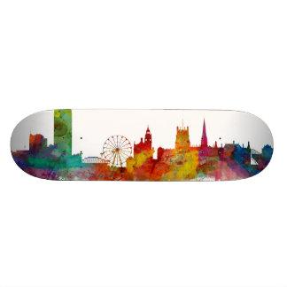 Sheffield England Skyline Skate Decks