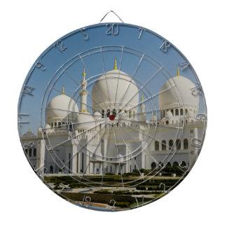 Sheikh Zayed Grand Mosque,Abu Dhabi Dartboard