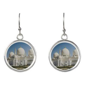 Sheikh Zayed Grand Mosque,Abu Dhabi Earrings