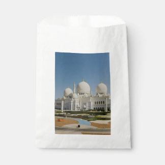 Sheikh Zayed Grand Mosque,Abu Dhabi Favour Bag