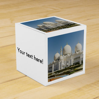 Sheikh Zayed Grand Mosque,Abu Dhabi Favour Box