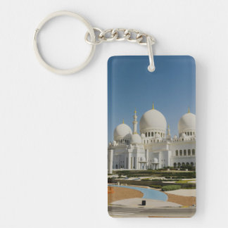 Sheikh Zayed Grand Mosque,Abu Dhabi Key Ring