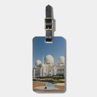 Sheikh Zayed Grand Mosque,Abu Dhabi Luggage Tag