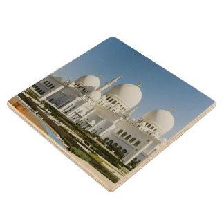 Sheikh Zayed Grand Mosque,Abu Dhabi Maple Wood Coaster