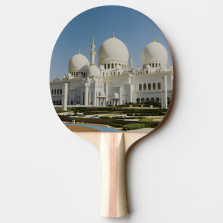 Sheikh Zayed Grand Mosque,Abu Dhabi Ping Pong Paddle