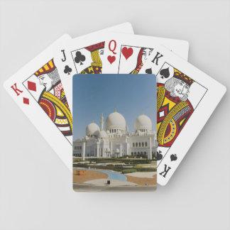 Sheikh Zayed Grand Mosque,Abu Dhabi Poker Deck