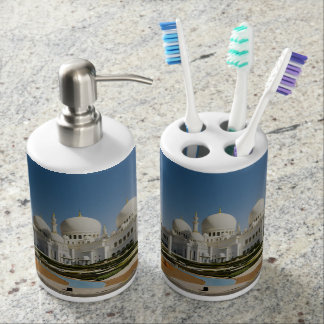 Sheikh Zayed Grand Mosque,Abu Dhabi Soap Dispensers
