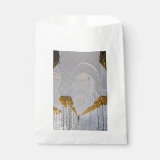 Sheikh Zayed Grand Mosque columns,Abu Dhabi Favour Bag