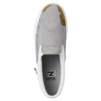 Sheikh Zayed Grand Mosque columns,Abu Dhabi Slip-On Shoes