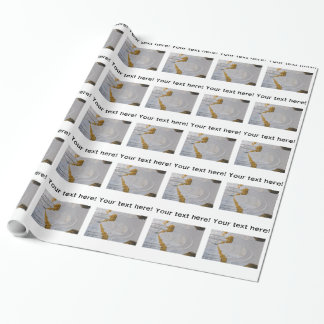 Sheikh Zayed Grand Mosque columns,Abu Dhabi Wrapping Paper