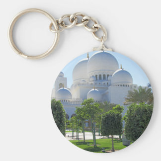 Sheikh Zayed Grand Mosque Domes Key Ring