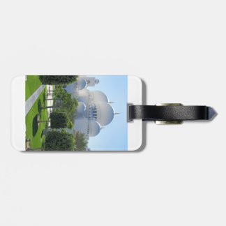 Sheikh Zayed Grand Mosque Domes Luggage Tag