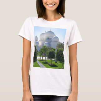 Sheikh Zayed Grand Mosque Domes T-Shirt