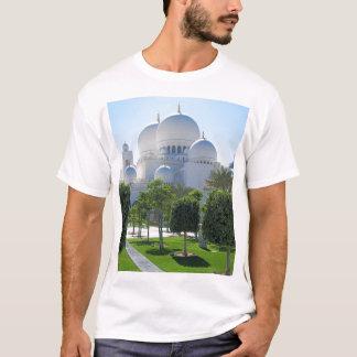 Sheikh Zayed Grand Mosque Domes T-Shirt
