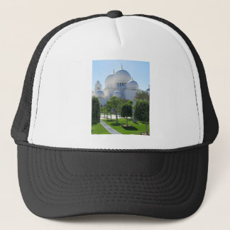 Sheikh Zayed Grand Mosque Domes Trucker Hat