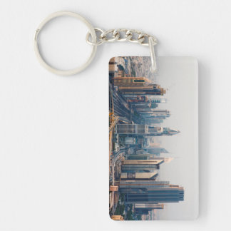 Sheikh Zayed Road Key Ring
