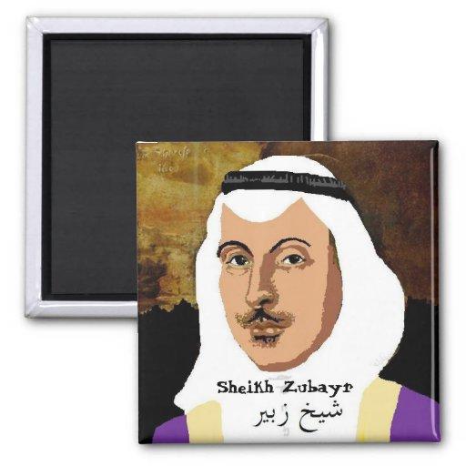 Sheikh Zubayr magnet