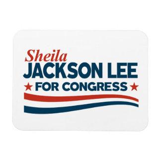 Sheila Jackson Lee Magnet