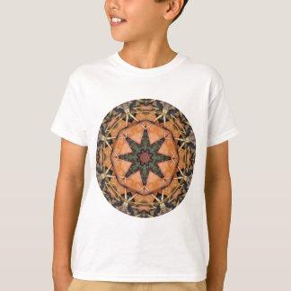 Sheild #4 Organic Geometry T Shirt