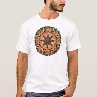 Sheild #4 Organic Geometry T-Shirt
