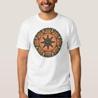 Sheild #4 Organic Geometry Tshirt