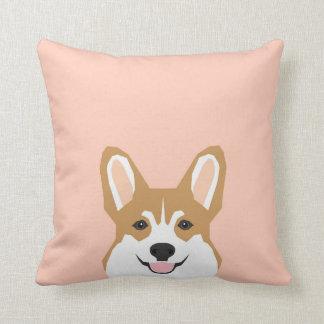 Shelby - Corgi Welsh Pembroke Corgi Cute Dog Cushion