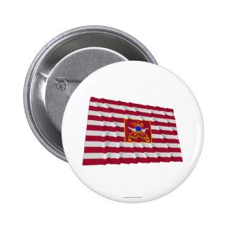 Sheldon s Horse Flag Pinback Button